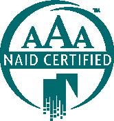 NAID Certified logo